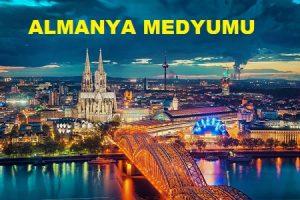 ALMANYA MEDYUM