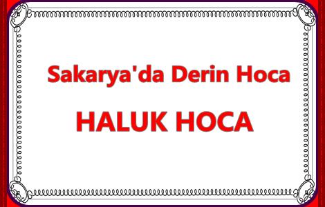 Sakarya'da Derin Hocalar