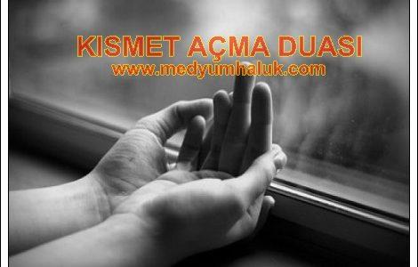 kısmet açma duası